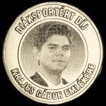 """Felhívás javaslattételre a """"Diáksportért Díj Krajcs Gábor Emlékére"""" díjra 2021."""